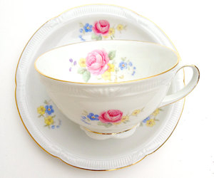 color, teacup, and vintage image