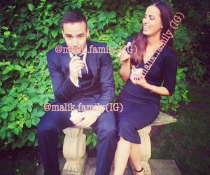 liam payne, sophia smith, and sophiam image