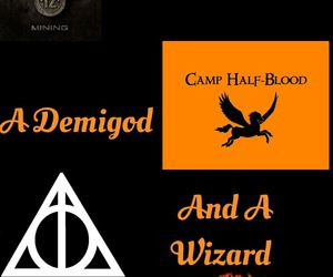 books, tribute, and wizard image