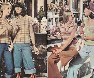 1970, 70s, and seventeen mag image