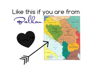 balkan, hrvatska, and macedonia image
