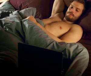 Jamie Dornan, the fall, and fifty shades of grey image
