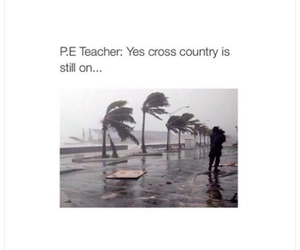 cross country, funny, and pè image