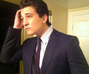 miles teller and Hot image