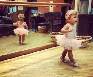 ballet, child, and dance image