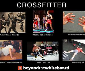 fact, crossfit, and funny image