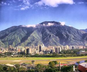 venezuela and caracas image