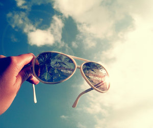 aviator, glasses, and hipster image