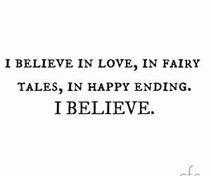 believe, fairy tales, and quotes image