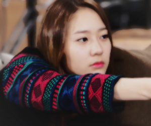 f(x), krystal, and icons image