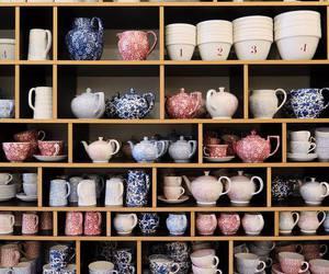 ceramics, kitchen, and mugs image
