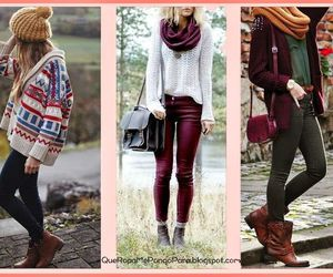 university, invierno, and oufit image