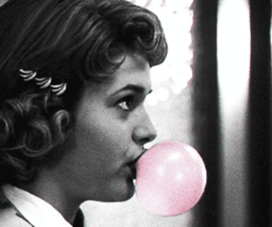 bubble gum, lolita, and pink image