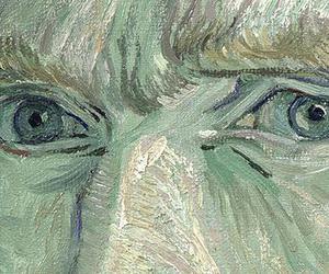 art, paint, and vincent van gogh image