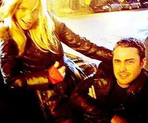 casual, chicago fire, and kelly severide image