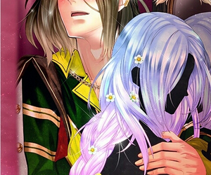 gothic, otome, and otome game image