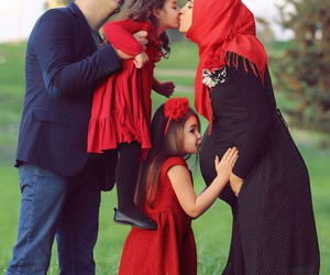 family, love, and muslim image