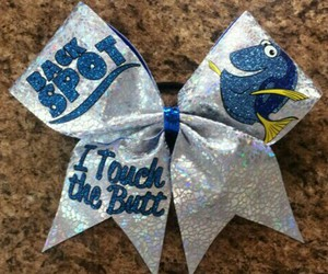 bow, funny, and cheer image