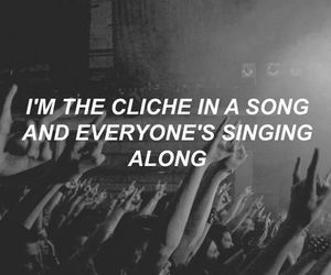 all time low, something's gotta give, and music image
