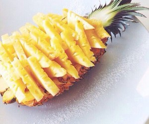 fruit, pineapple, and healthy image