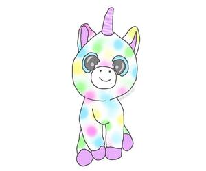 unicorn, overlay, and transparent image
