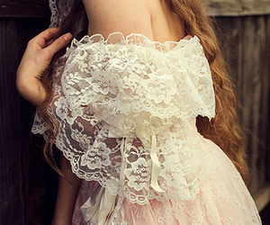 lace, vintage, and runawaylove.blogg.no image