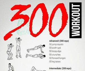 fitness, inspiration, and workouts image