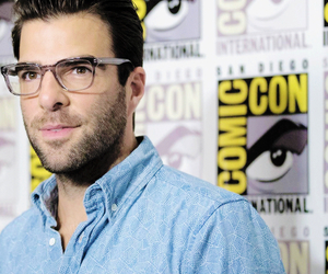 actor, star trek, and zachary quinto image