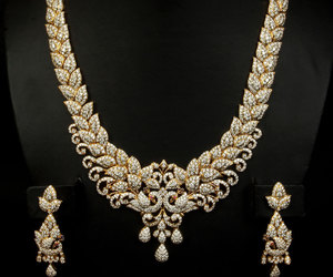 gold, jewellery, and marriage image