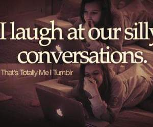 chats, conversations, and totally me image
