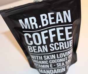 bean, coffee, and scrub image