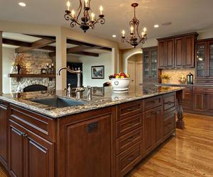 kitchen island, kitchen islands, and kitchen islands ideas image
