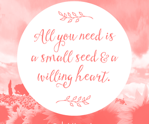 need, qotd, and willing heart image