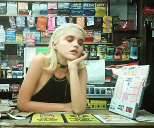grunge, sky ferreira, and indie image