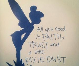 disney, peter pan, and faith image