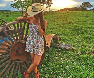 beautiful, country, and cowboy image