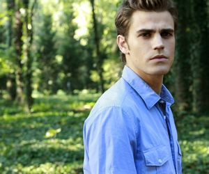 the vampire diaries and stefan salvatore image