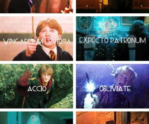 harry potter and magic image