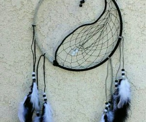 beautiful, colors, and dream catcher image