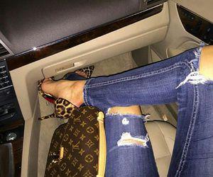 bag, car, and fashion image