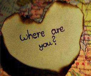are, love, and where image