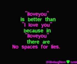 i, iloveyou, and laugh image