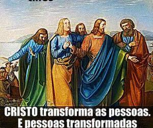 crist and sagred image