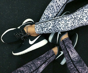 fitness, shoes, and healthy image