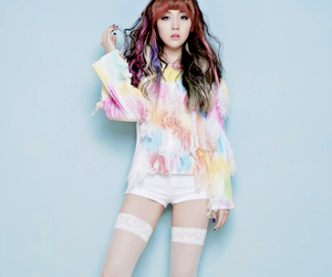 girl's day, kpop, and minah image
