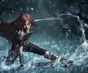 Katarina, lol, and league of legends image