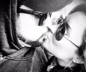 demi lovato, kiss, and dilmer image