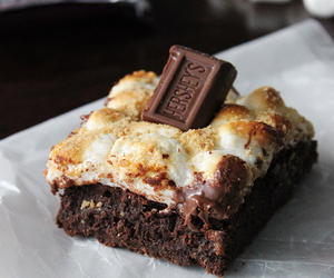 hershey's, cake, and chocolate image