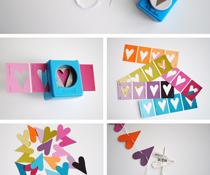 diy, heart, and crafts image