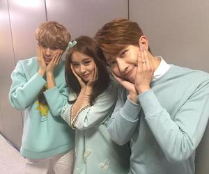 ZhouMi, vixx, and hongbin image